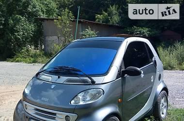 Mercedes-Benz Smart 2000 в Ужгороде