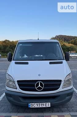 Микроавтобус грузовой (до 3,5т) Mercedes-Benz Sprinter 210 груз. 2009 в Сколе