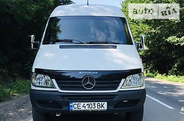Микроавтобус грузовой (до 3,5т) Mercedes-Benz Sprinter 211 груз. 2005 в Черновцах