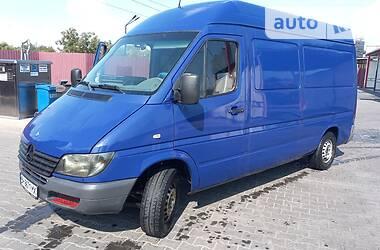 Легковой фургон (до 1,5 т) Mercedes-Benz Sprinter 211 груз. 2002 в Одессе
