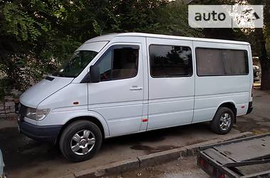 Mercedes-Benz Sprinter 212 груз-пасс 1998 в Кривом Роге