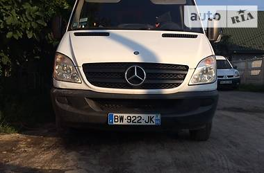 Mercedes-Benz Sprinter 213 груз. 2011 в Ровно