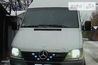 Mercedes-Benz Sprinter 213 груз. 2000 в Киеве