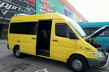 Mercedes-Benz Sprinter 213 пасс. 2004 в Кривом Роге