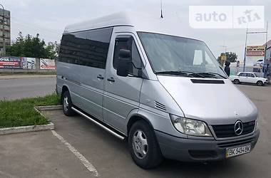 Mercedes-Benz Sprinter 213 пасс. 2003 в Сарнах