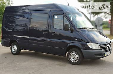 Mercedes-Benz Sprinter 213 пасс. 2000 в Стрые