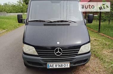 Минивэн Mercedes-Benz Sprinter 216 пасс. 2001 в Кривом Роге