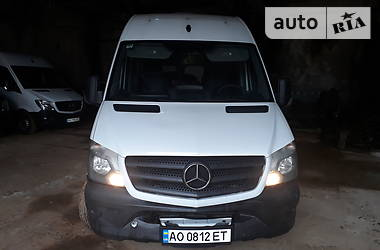 Mercedes-Benz Sprinter 2500 груз 2015 в Рахове