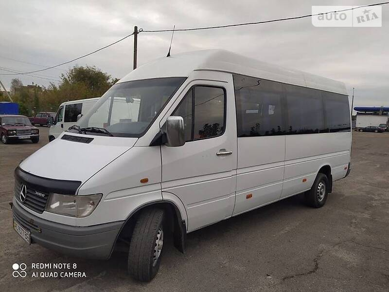Mercedes-Benz Sprinter 308 пасс. 1998 в Ковеле
