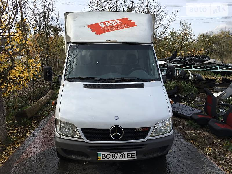 Mercedes-Benz Sprinter 311 груз. 2006 в Стрые