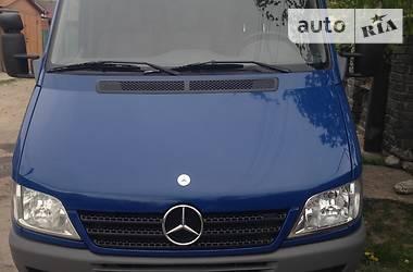 Mercedes-Benz Sprinter 311 груз. 2003 в Луцке