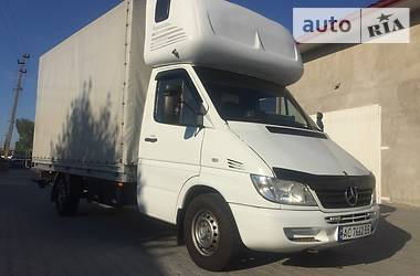 Mercedes-Benz Sprinter 311 груз. 2004 в Луцке