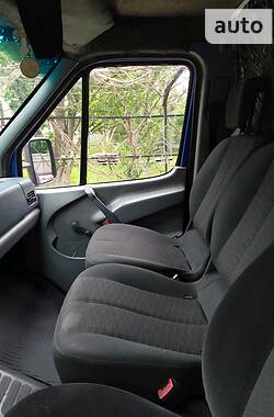 Легковой фургон (до 1,5 т) Mercedes-Benz Sprinter 312 груз.-пасс. 1998 в Дрогобыче