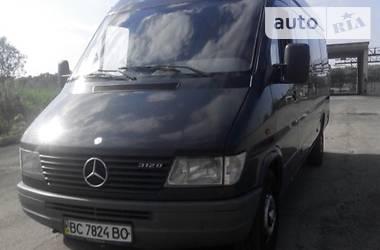 Mercedes-Benz Sprinter 312 груз. 1999 в Дрогобыче