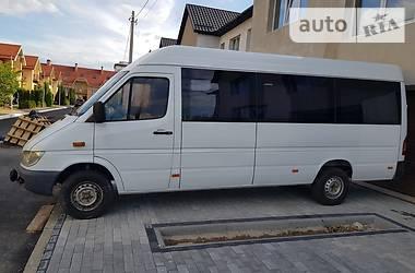 Микроавтобус (от 10 до 22 пас.) Mercedes-Benz Sprinter 312 пасс. 2002 в Ровно