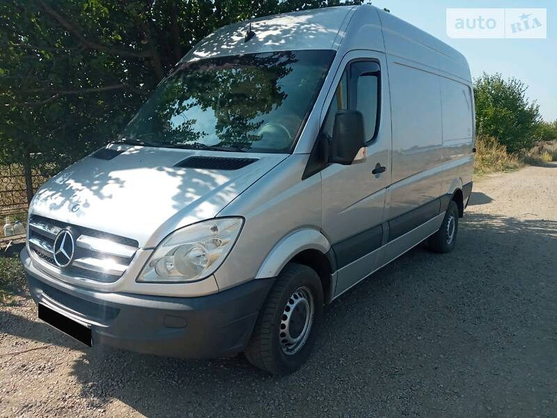 Mercedes-Benz Sprinter 313 груз. 2008 в Никополе