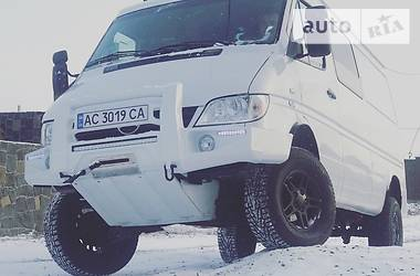 Mercedes-Benz Sprinter 313 пасс. 2004 в Луцке