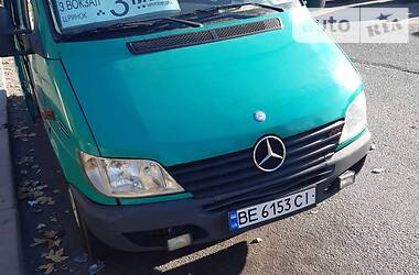 Mercedes-Benz Sprinter 313 пасс. 2001 в Николаеве