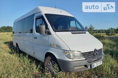 Mercedes-Benz Sprinter 313 пасс. 2000 в Полтаве