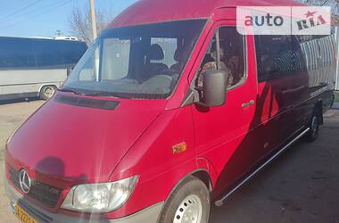 Mercedes-Benz Sprinter 313 пасс. 2010 в Черкассах