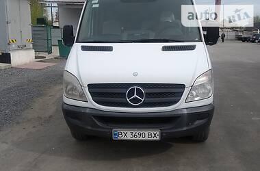 Микроавтобус (от 10 до 22 пас.) Mercedes-Benz Sprinter 313 пасс. 2012 в Шепетовке