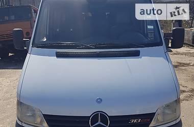 Микроавтобус (от 10 до 22 пас.) Mercedes-Benz Sprinter 313 пасс. 2002 в Ровно