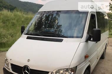 Микроавтобус (от 10 до 22 пас.) Mercedes-Benz Sprinter 313 пасс. 2002 в Ужгороде