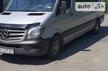 Унiверсал Mercedes-Benz Sprinter 313 пас. 2014 в Тячеві