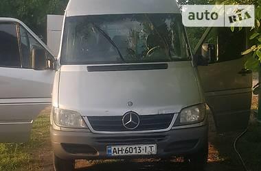 Минивэн Mercedes-Benz Sprinter 313 пасс. 2005 в Мариуполе
