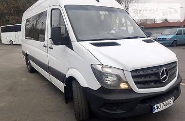 Микроавтобус грузовой (до 3,5т) Mercedes-Benz Sprinter 314 груз. 2017 в Ужгороде