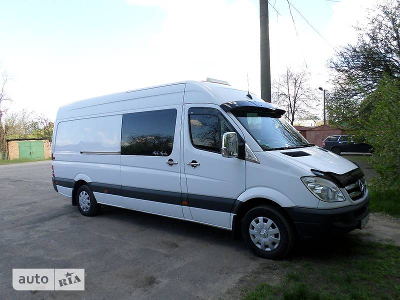 Mercedes-Benz Sprinter 315 пасс. 2007 в Кривом Роге