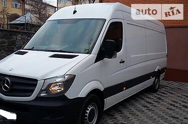 Mercedes-Benz Sprinter 316 груз. 2014 в Ирпене