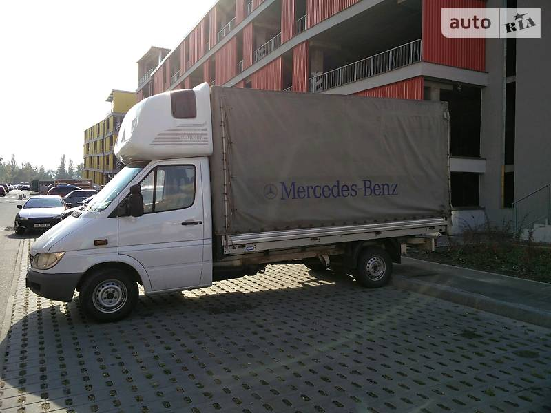 Mercedes-Benz Sprinter 316 груз. 2006 в Киеве