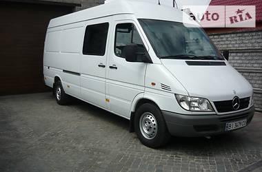 Mercedes-Benz Sprinter 316 груз. 2000 в Костополе
