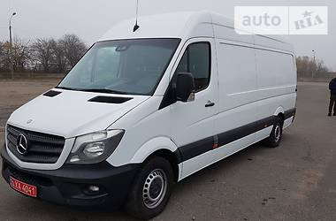 Mercedes-Benz Sprinter 316 груз. 2014 в Луцке