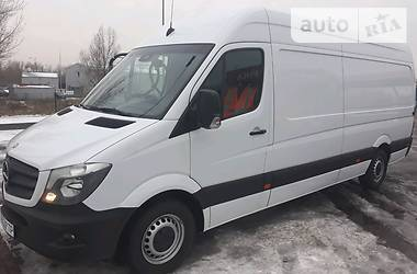 Mercedes-Benz Sprinter 316 груз. 2014 в Киеве