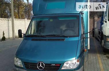 Mercedes-Benz Sprinter 316 груз. 2005 в Ивано-Франковске