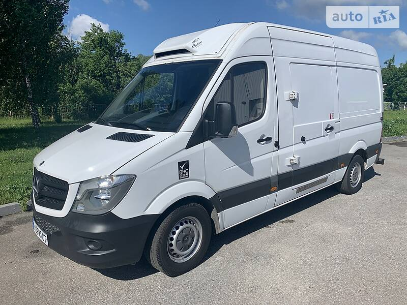 Mercedes-Benz Sprinter 316 груз. 2015 в Житомире