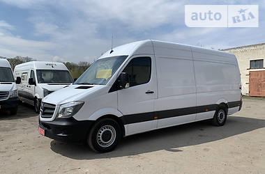 Mercedes-Benz Sprinter 316 груз. 2018 в Ровно