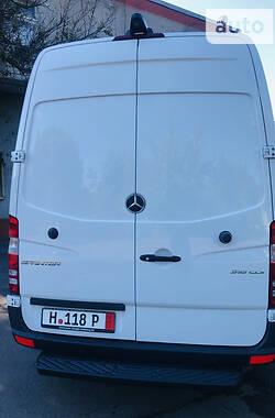 Мікроавтобус вантажний (до 3,5т) Mercedes-Benz Sprinter 316 груз. 2016 в Вінниці