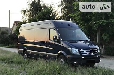 Микроавтобус грузовой (до 3,5т) Mercedes-Benz Sprinter 316 груз. 2015 в Днепре