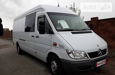 Mercedes-Benz Sprinter 316 пасс. 2004 в Ровно