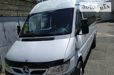 Mercedes-Benz Sprinter 316 пас. 2002 в Києві