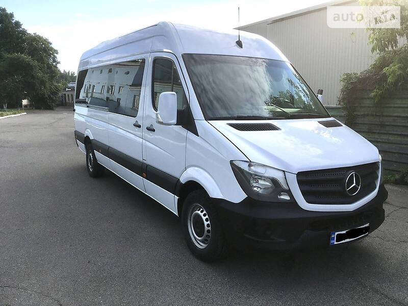 Mercedes-Benz Sprinter 316 пас. 2016 в Києві