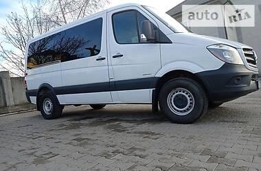 Mercedes-Benz Sprinter 316 пасс. 2016 в Черновцах