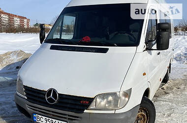 Mercedes-Benz Sprinter 316 пасс. 2000 в Львове