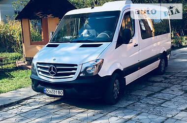 Легковой фургон (до 1,5 т) Mercedes-Benz Sprinter 316 пасс. 2013 в Ивано-Франковске