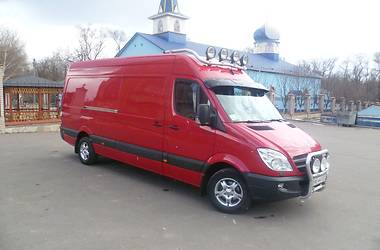 Mercedes-Benz Sprinter 318 груз. 2007 в Кривом Роге
