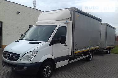 Mercedes-Benz Sprinter 319 груз. + STIM P300 2011