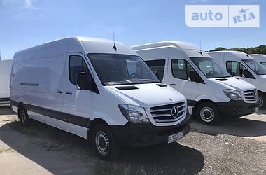 Мікроавтобус вантажний (до 3,5т) Mercedes-Benz Sprinter 319 груз. 2017 в Вінниці